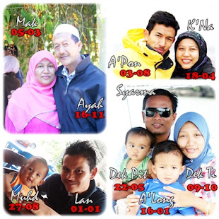 Family baru