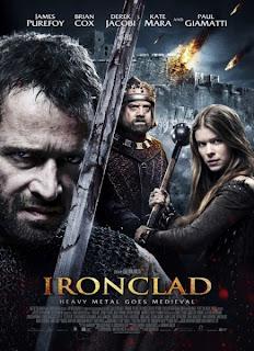 "IRON CLAD "" Sejarah Ksatria Templar """
