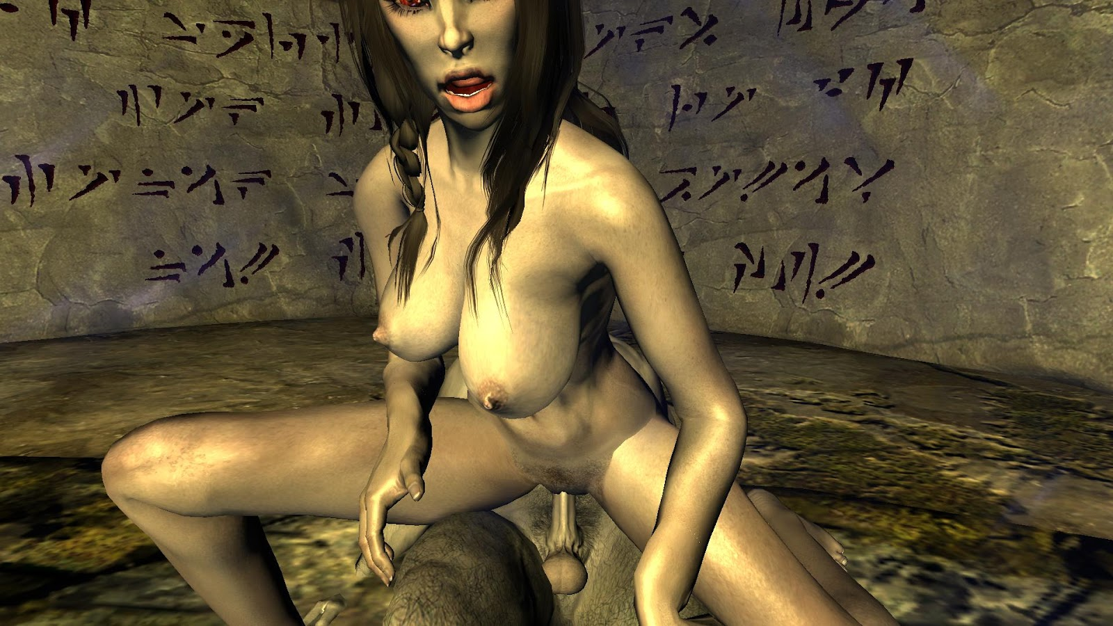 Skyrim hentai troll sexual tube
