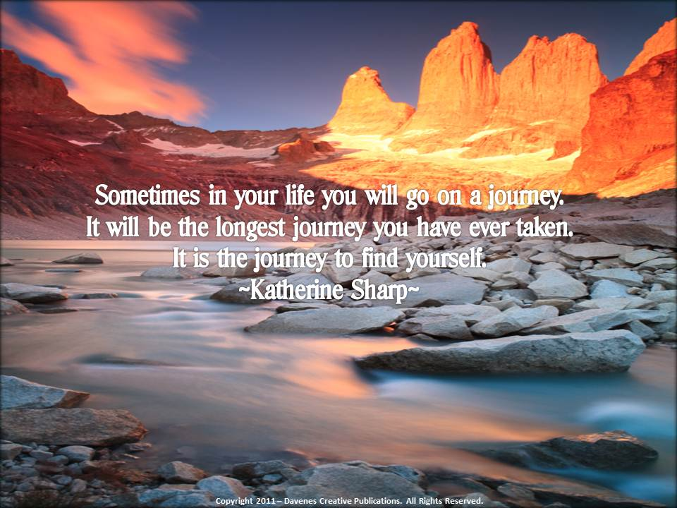 Inspirational Quotes About Lifes Journey. QuotesGram
