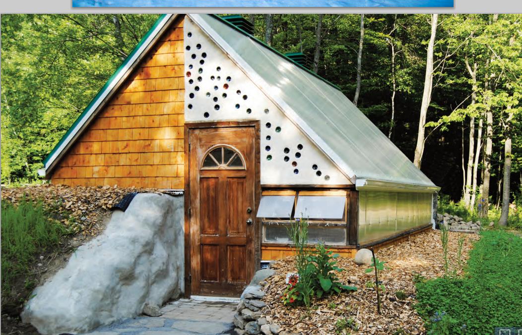 ecolo bio nature permaculture urbaine et jardinage bio une serre bio climatique pour cultiver. Black Bedroom Furniture Sets. Home Design Ideas