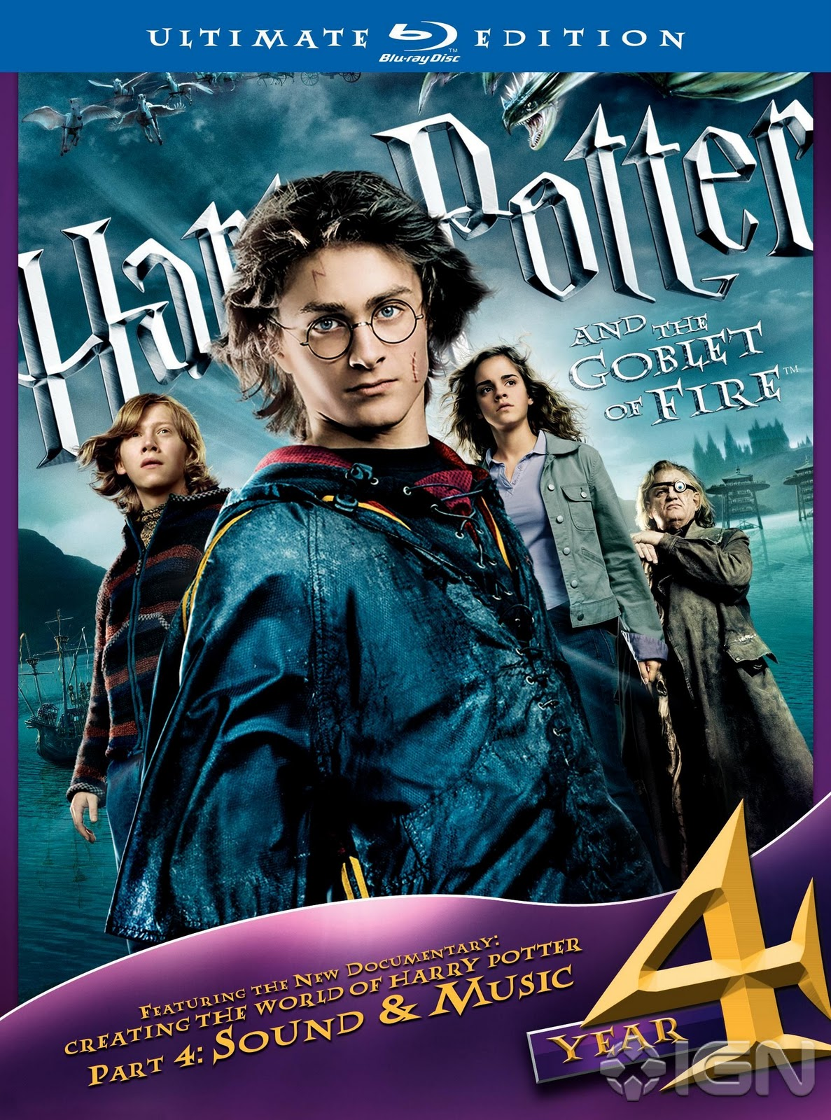 Harry Potter and the Goblet of Fire 2005 Ultimate Edition BluRay 1080p    The Goblet Of Fire 2005