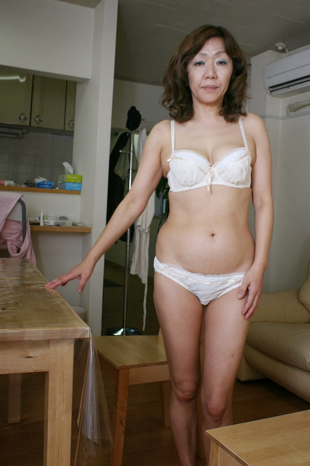 shaved old asian pics