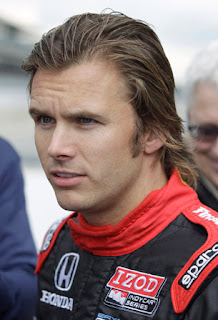 Dan Wheldon Indy 500 Champion Killed While Racing