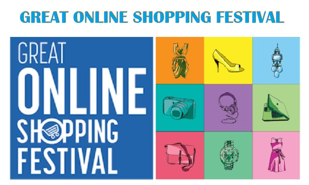 Great Online Shopping Festival GOSF 2013