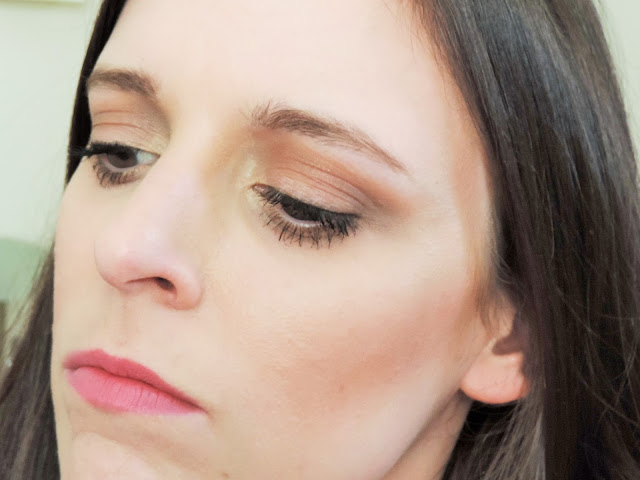 YSL Les Sahariennes Sun Kissed Blur Perfecting Bronzer Applied