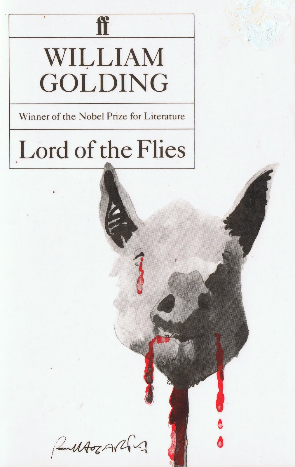 a personal review of lord of the flies a novel by william golding What does lord of the flies say about human nature help and review are portrayed in the classic novel, lord of the flies by william golding.