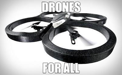 droni per tutti