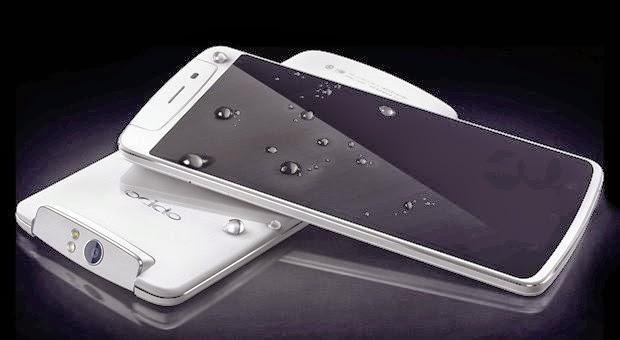 Harga Dan Spesifikasi Oppo N1 16GB Terbaru, Kamera 13 Megapixels Plus Sensor CMOS