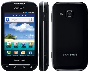 Cricket Samsung Phones