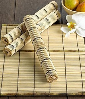 Bamboo Placemats7