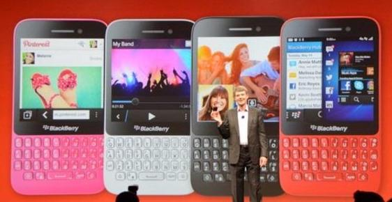 Technology BlackBerry Q5 - Latest BlackBerry 10 QWERTY Series