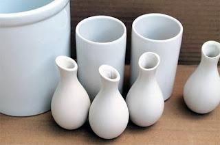 Cara menghias keramik ( cara membuat kerajinan tangan yang mudah ) :