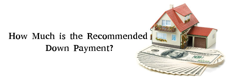 Real estate down payment tips
