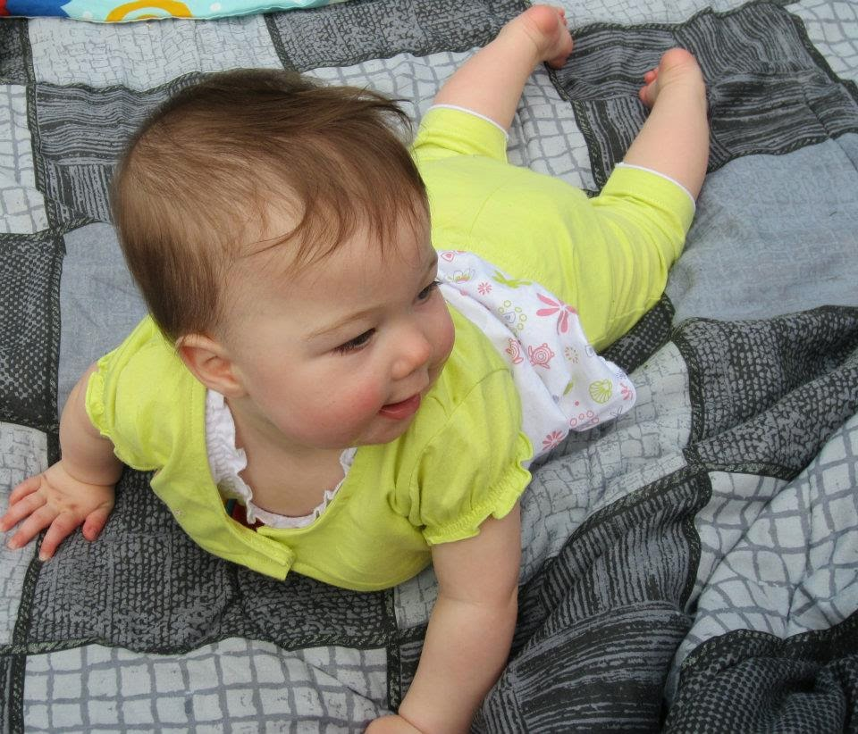 beach blanket baby