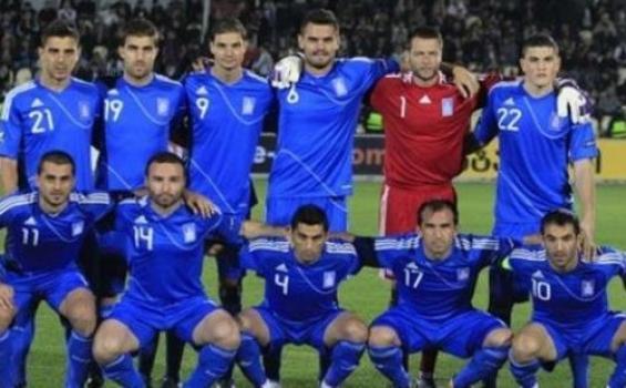 Squad Timnas Yunani Euro 2012