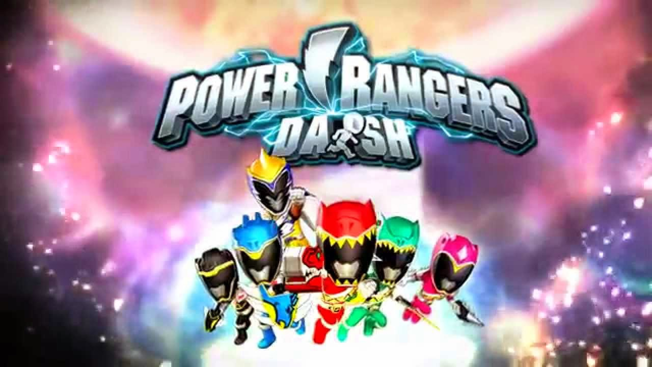 Power Rangers Dash Gameplay IOS / Android