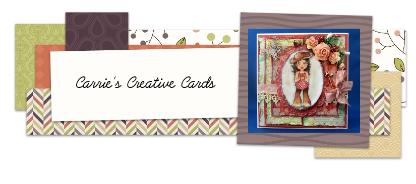 Carries creative cards