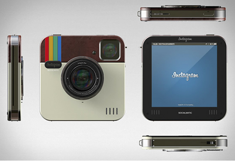 Camera Instagram Socialmatic