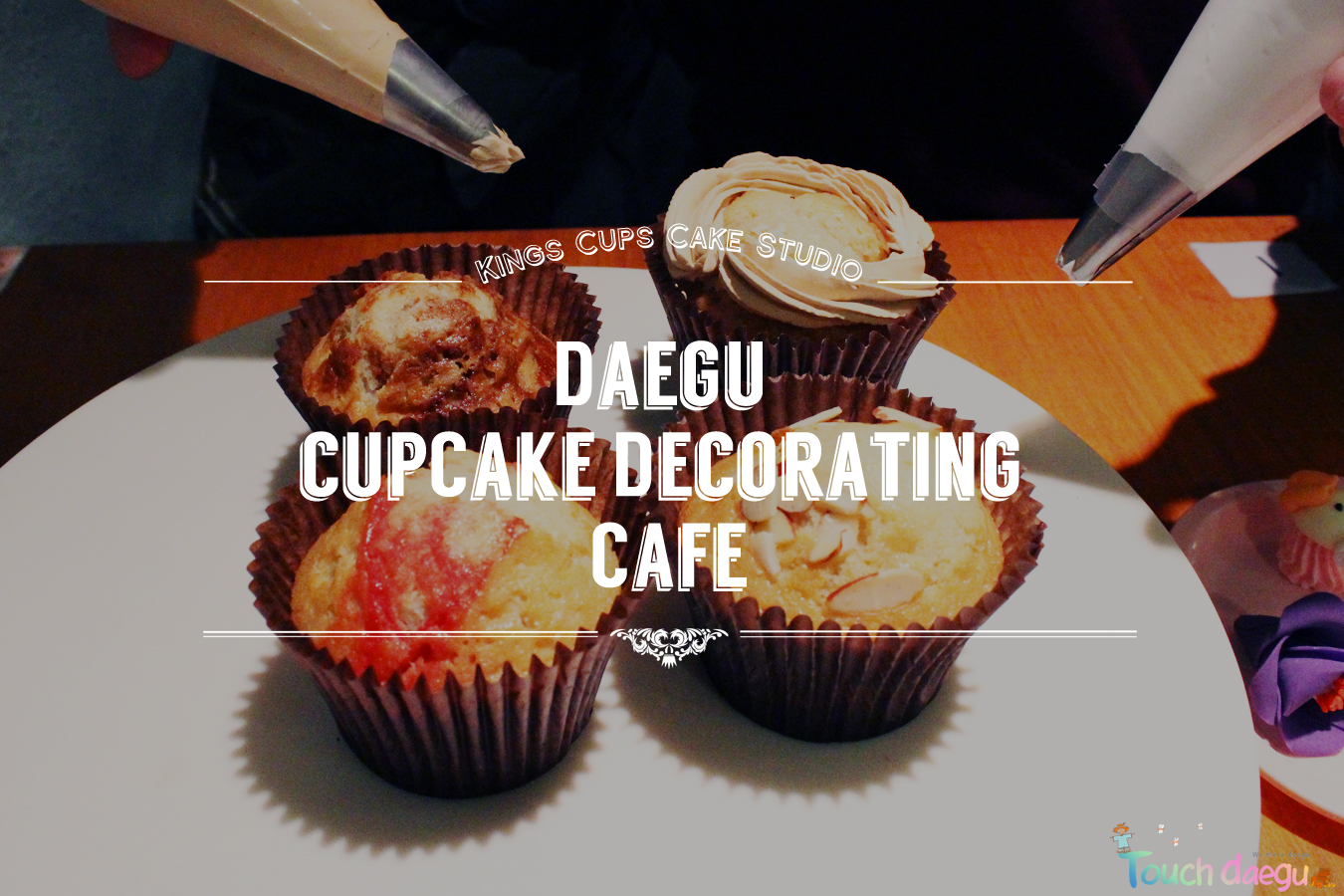 Kings Cups Cake Studio―Daegu Cake Decorating Café