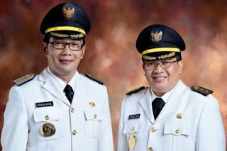 walikota dan wakil walikota bandung 2013