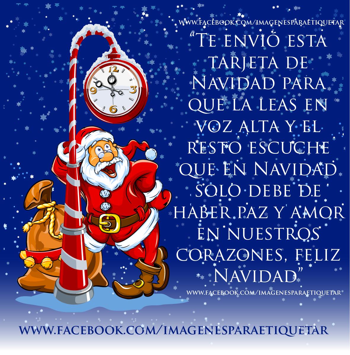 Feliz navidad 2015 frases mensajes imagenes tarjetas - Feliz navidad frases ...