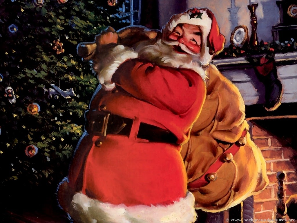 Christmas letter g with santa claus cap stock photo 169 vladvitek - The Story Behind Santa Claus