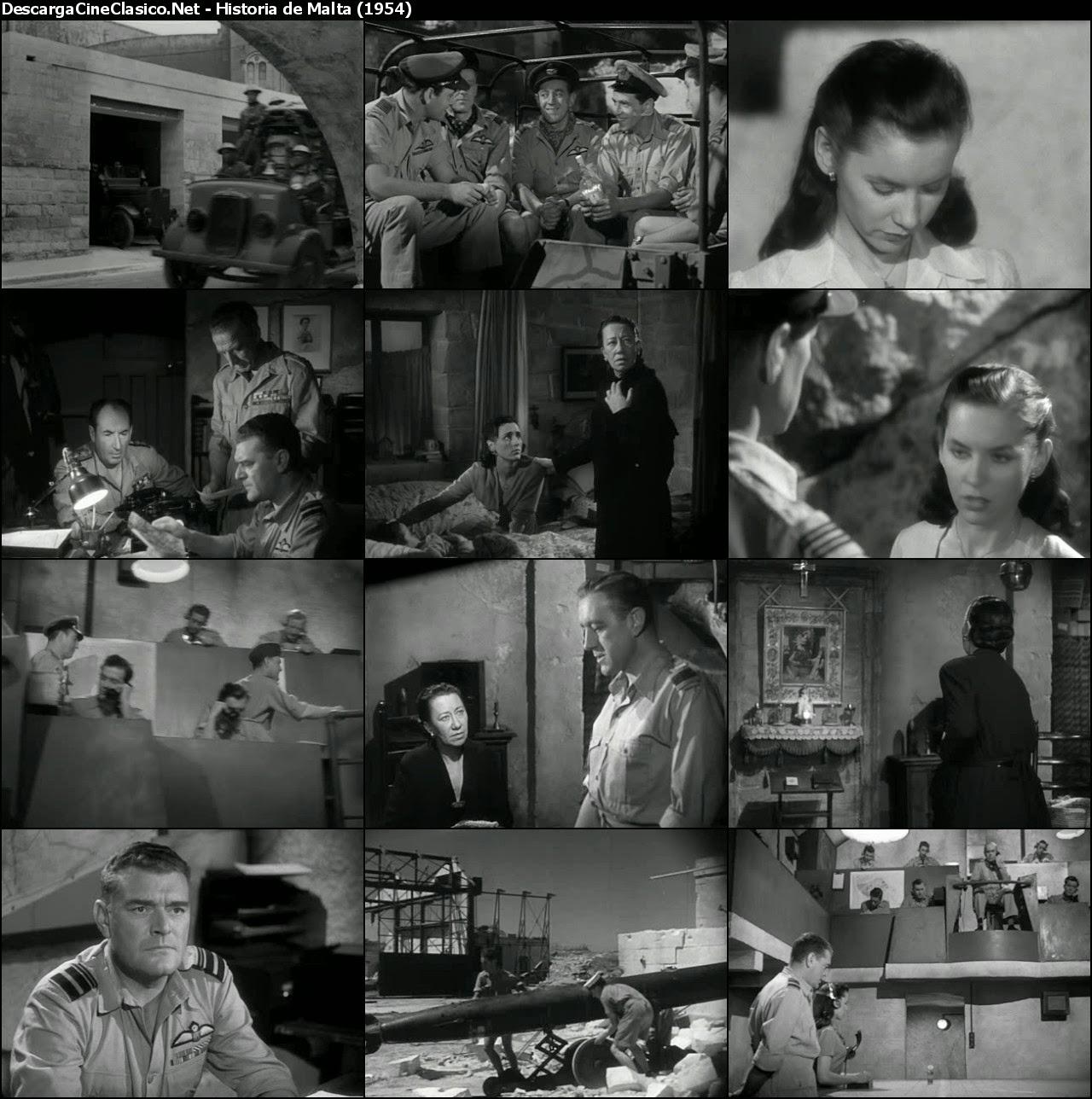 Histoaria de Malta (1953 - Malta Story)
