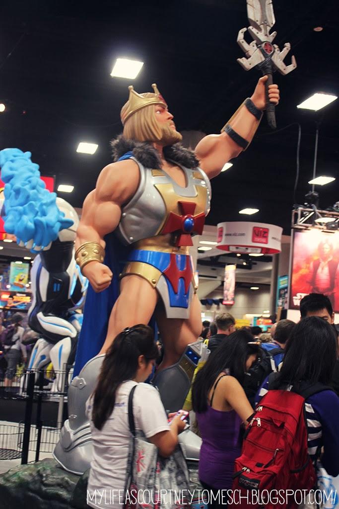 San Diego Comic Con 2013 He Man