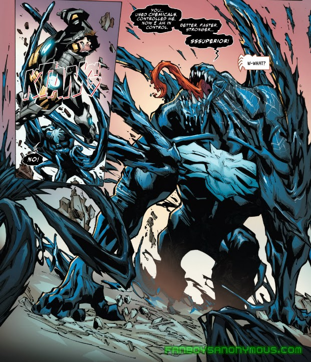 Read up on the history of the hosts of Venom at the Marvel Database Wiki