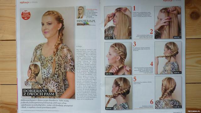 fryzjeris czesani fryzury gazeta