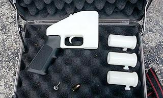 3D printed 'Liberator' pistol