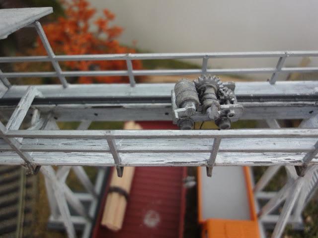 Model Kit Faller Gantry Crane