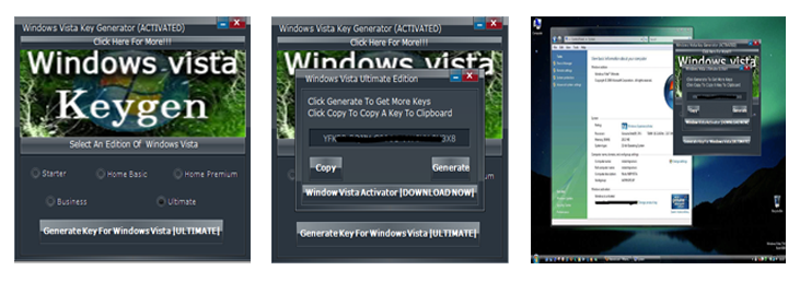 windows vista ultimate product key generator download