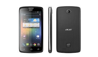 Acer Liquid C1, Ponsel Canggih Android dengan Prosesor 1,2 GHz