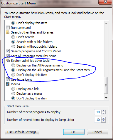 Installing active directory tools under windows 7 - Installer console active directory windows 7 ...
