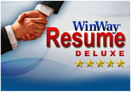 DOWNLOAD WinWay Resume Deluxe 14 FULL   Cracked  Winway Resume Deluxe