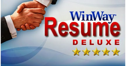 apps for winway resume deluxe 14