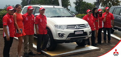 launching new pajero sport 2013