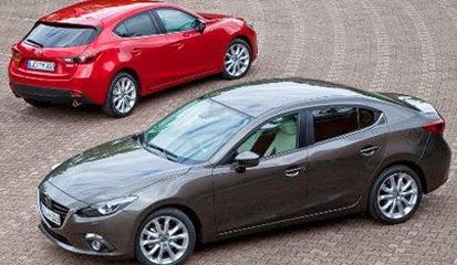 Daftar Harga Lengkap All-New Mazda3 Terbaru 2014