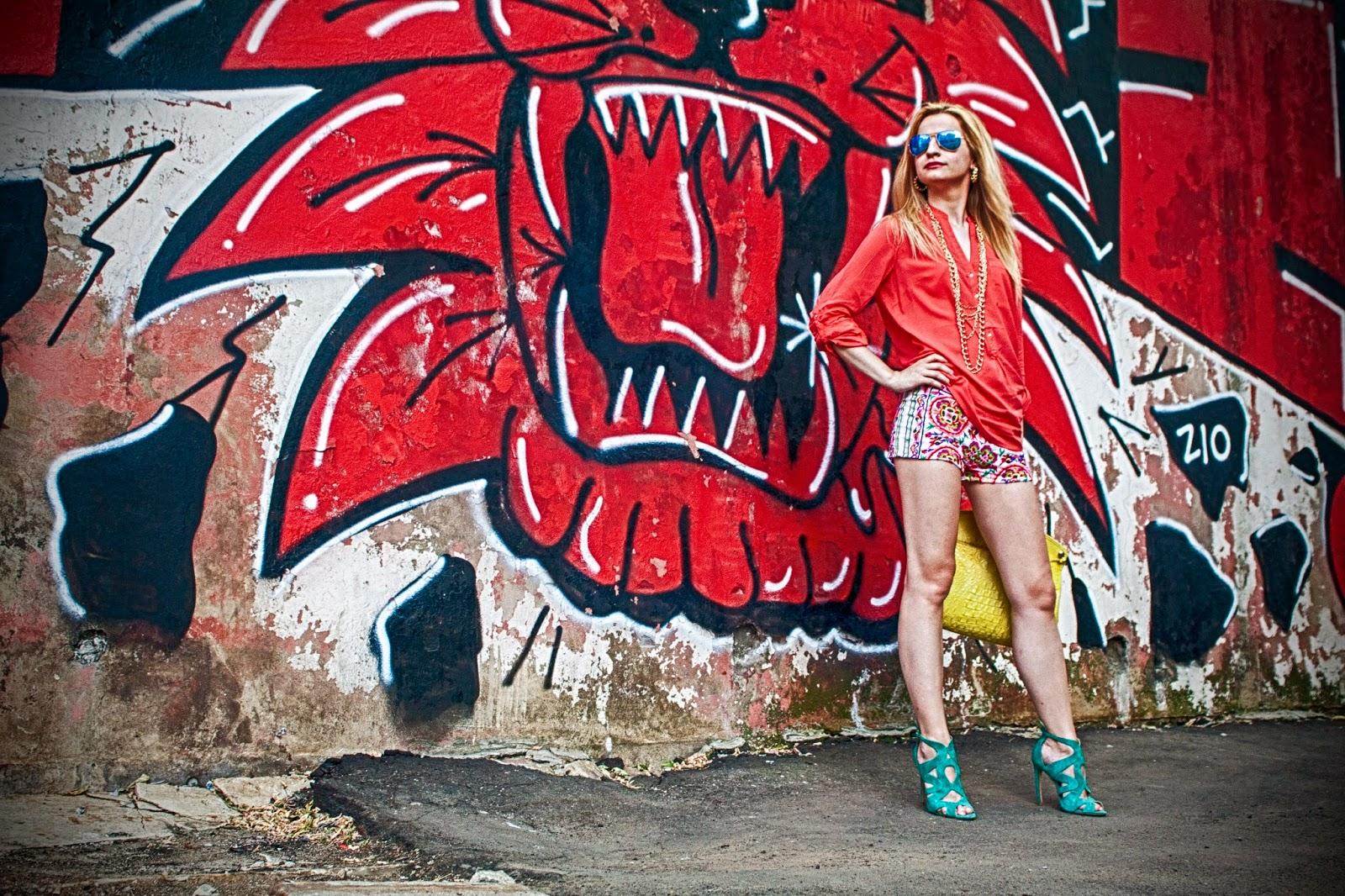 IrinaPavlova, лучший блоггер,русский блоггер,коста мода,летний лук,шорты трибал