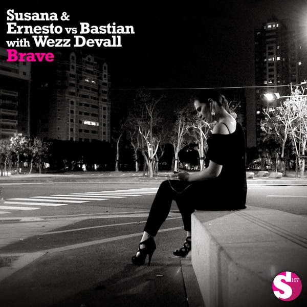 Susana, Ernesto, Bastian & Wezz Devall - Brave - EP Cover
