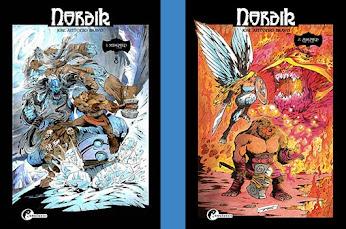 NORDIK  - 1.Midgard  - 2. Asgard
