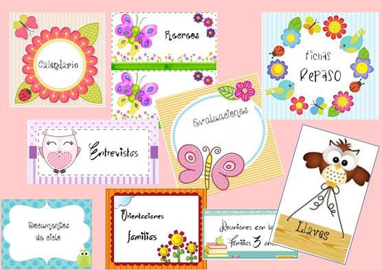 Carteles editables para el aula muy tiles for Modelos de carteleras escolares