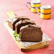 Resep Cara Membuat Cake Cokelat Talas