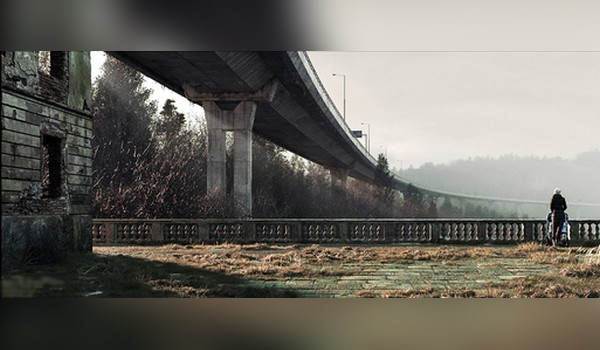 Bajo la autopista del sur