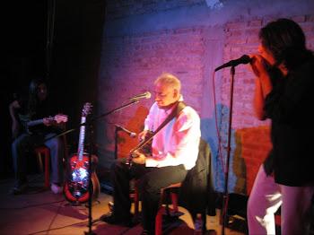 En Vivo en Gral Roca Teatro El Biombo
