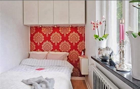 model kamar tidur modern simple