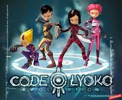 Phim Mật Mã Lyoko 5 -Code Lyoko ss5