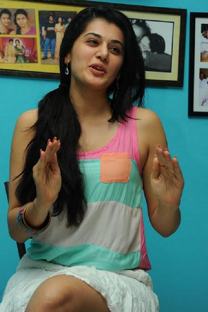 Punjabi Girl Taapsee Pannu
